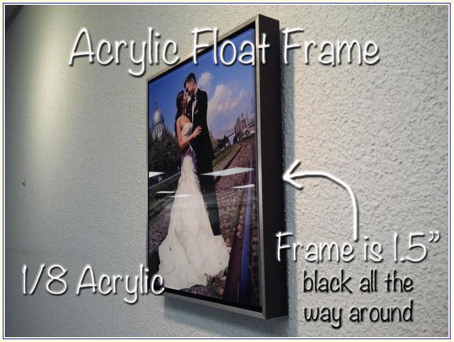 Float Frame
